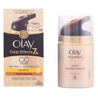 Olay Total Ef 7 Means Cc (Beauty , Make-up , Face , CC Creams)