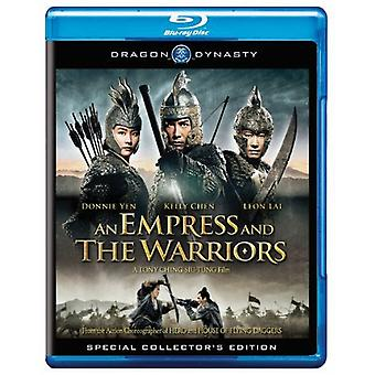 Empress & the Warriors [BLU-RAY] USA import