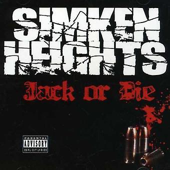 Simken Heights - Jack or Die [CD] USA import
