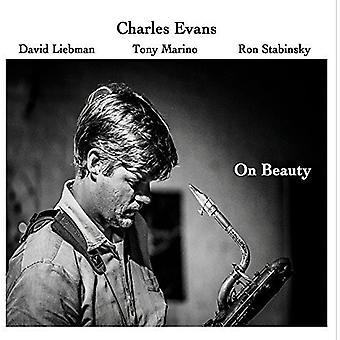 Charles Evans - On Beauty [CD] USA import