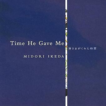 Midori Ikeda - Time He Gave Me [CD] USA import