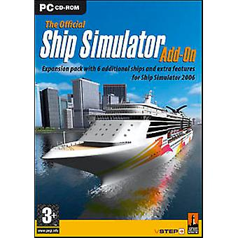 Nave de simulador 2006 Add-on (complemento) (PC)