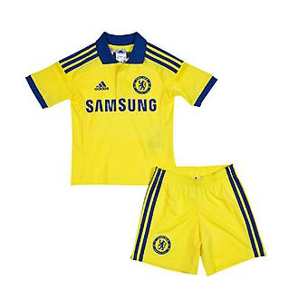 2014-15 Chelsea Adidas Away Baby Kit