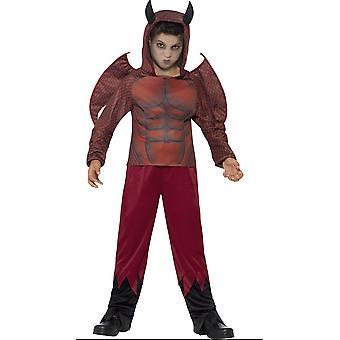 Infantiles disfraces disfraz de demonio para niños