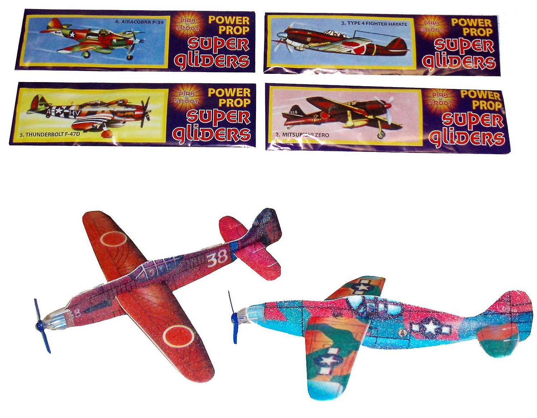48 Welt Krieg 2 Flugzeug Segelflugzeuge
