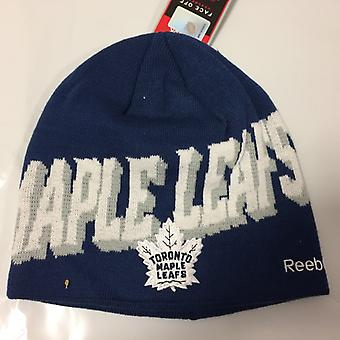 Reebok face Beanie off, Toronto Maple Leafs