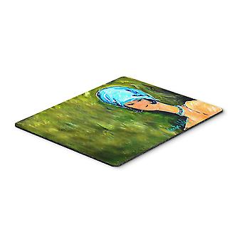 Young Voncile Still in High School Mouse Pad, Hot Pad or Trivet