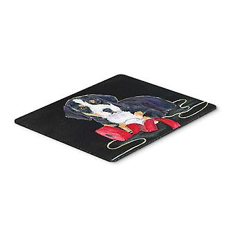 Carolines Treasures  SS8566MP Entlebucher Mountain Dog Mouse Pad / Hot Pad / Tri