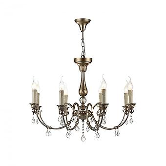 Maytoni verlichting Francis Royal Classic collectie kroonluchter, goud