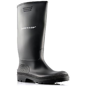 Mens Womens Ladies Branded Dunlop Waterproof Work Wellington Boots Shoes