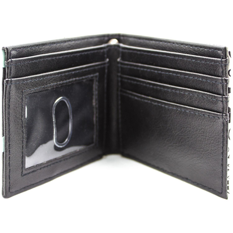 キングダムハーツのシンボル ・ ハート ロゴ ID ・ カードの二つ折り財布