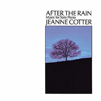 Jeanne Cotter - After the Rain [CD] USA import