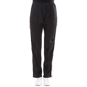 Forte Couture women's FC1SS1839 black polyester joggers