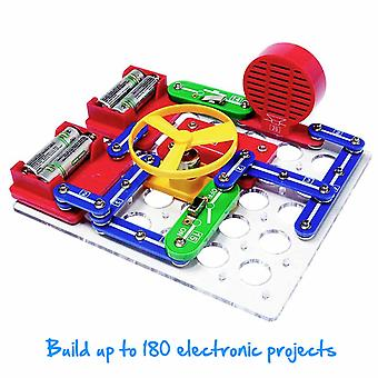Advanced Lab Electronic Clip Circuit Kit