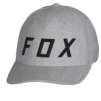 Fox Head Flexfit Cap ~ Sonic Moth heather grey