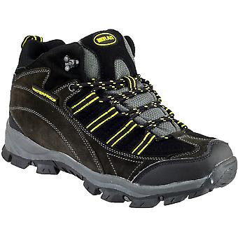 Mirak Ladies Kentucky Waterproof Walking Hiking Boot Grey
