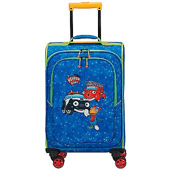 Travelite heroes of the city Kindertrolley kids suitcase, kids luggage 81688