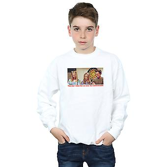 Friends Boys They Don't Know That We Know Sweatshirt