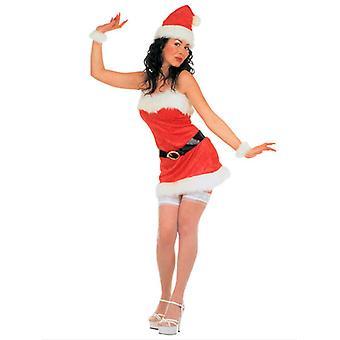 Miss Santa Velvet kostume
