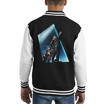 Kasabian T In The Park 2012 Kid's Varsity Jacket