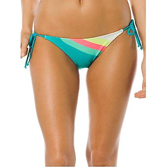 Fox Jade Creo Side Tie Womens Bikini Bottom