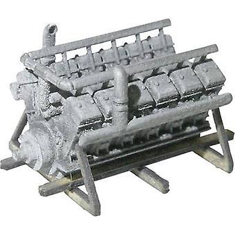 MBZ 36268 Z BR V 200 engine block