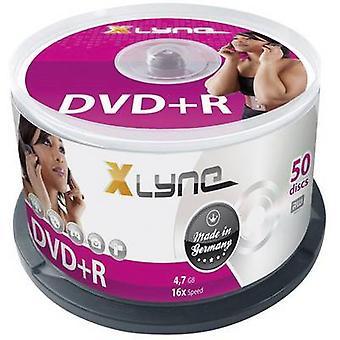 Xlyne 3050000 lege DVD + R 4,7 GB 50 PC (s) spindel