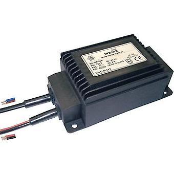 Weiss Elektrotechnik 07/055 Compact PSU transformer 1 x 230 V 1 x 12 Vdc 24 W 2 A