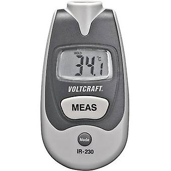 VOLTCRAFT IR-230 IR thermometer Display (thermometer) 1:1 -35 up to +250 °C Pyrometer Calibrated to: Manufacturer's stan