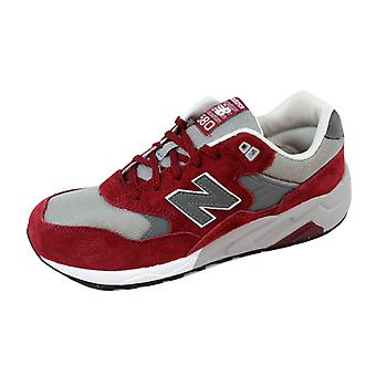 New Balance 580 Elite Burgundy/Grey MRT580BY