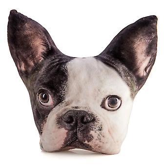 Amortiguador de la felpa Bulldog Francés