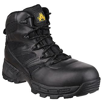 Amblers Mens FS410 Piranha Waterproof Composite Toe Safety Boot S3-SRC