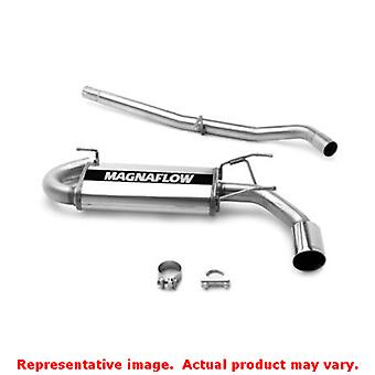 MagnaFlow Exhaust - Stainless Series 16638 4.00in Fits:MAZDA 1999 - 2005 MIATA