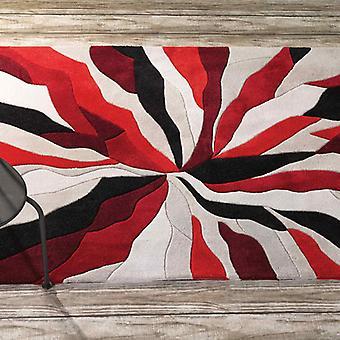 敷物 - 無限破片 - 赤