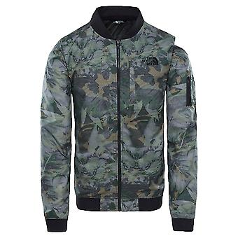 The North Face Meaford Bomber Jacket English  Camo