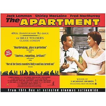 The Apartment Movie Poster (11 x 17)