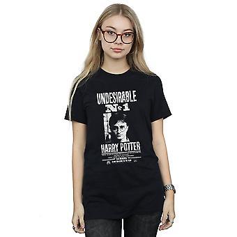 هاري غير مرغوب فيها رقم 1 صديقها تناسب القميص بوتر المرأة