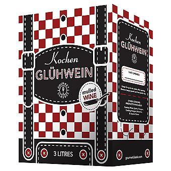 Gourmet-Classic Glühwein Kochen