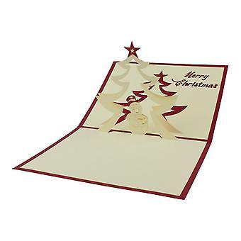 Handmade Pop-up Christmas Cards