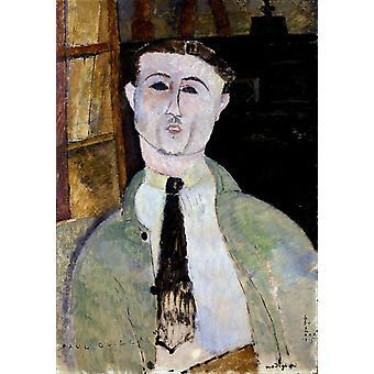 Paul Guillaume, Amedeo Modigliani, 74.9 x52cm