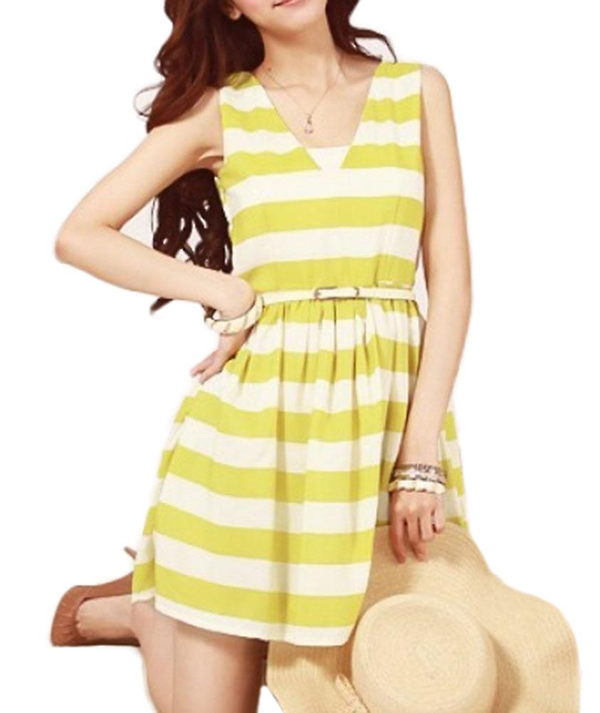 Waooh - Fashion - Summer dress striped