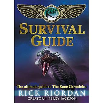 The Kane Chronicles - Survival Guide by Rick Riordan - 9780141344799 B