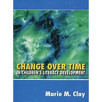 Im Laufe der Zeit in die Entwicklung der Kinder Alphabetisierung von Marie M. Clay ändern