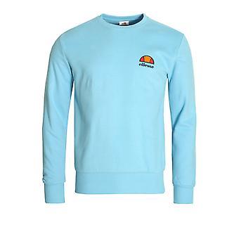 Ellesse Diveria Crew Neck Sweat Shirt | Light Blue