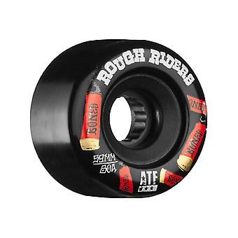 Bones noir Rough Riders Shotgun ATF - 59mm roues de Skateboard