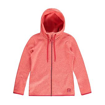 ONeill fusión Coral Glamour chicas snowboard Zip Hoody