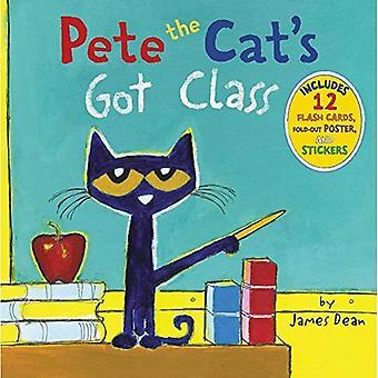 Pete hat die Katze Klasse (Pete die Katze (gebundene Ausgabe))