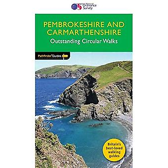 Pathfinder   PF34  Pembrokeshire & Carmarthenshire (Pathfinder Guides)