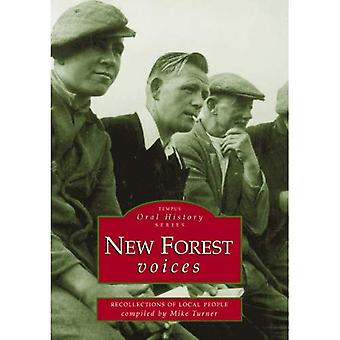 New Forest Voices: Recollections of Local People