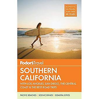 Fodor's Southern California - Vollfarb Reiseführer 15 (Taschenbuch)
